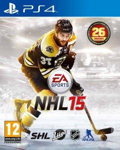 NHL 15 PS4-peli
