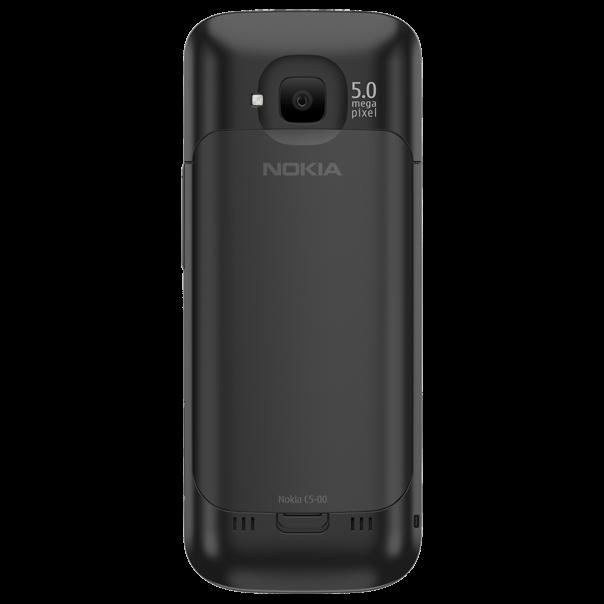 Nokia C5 00 5 MP Alypuhelin Musta