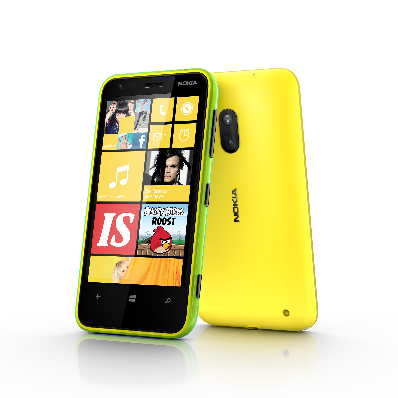 Nokia Lumia 620 Windows Phone 8 puhelin, keltainen | Windows phone | Puhelimet | Verkkokauppa.com