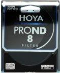 Hoya 52 mm PROND8 -harmaasuodin