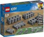 LEGO City Trains 60205 - Raiteet