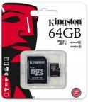 Kingston 64 Gt UHS-I microSDXC -muistikortti