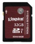 Kingston 32GB SDHC UHS-I U3 muistikortti