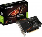Gigabyte GeForce GTX 1050Ti GV-N105TD5-4GD 4096 Mt -näytönohjain PCI-e-väylään