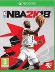NBA 2K18 -peli, Xbox One