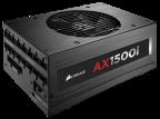 Corsair AX1500i Digital, 80 PLUS Titanium - modulaarinen ATX-virtalähde, 1500 W