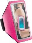 """MyFoneKit käsivarsikotelo älypuhelimille, 4"""" - 5,1"""", pinkki"""
