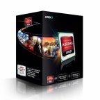 AMD A8 5600K 3.6 GHz -prosessori FM2-kantaan, boxed