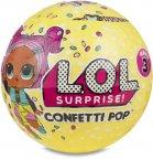 L.O.L. Surprise Confetti Pop PDQ -yllätyspallo, 1 kpl