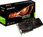 Gigabyte GeForce GTX 1060 G1 Gaming 3G 3072 Mt -näytönohjain PCI-e-väylään