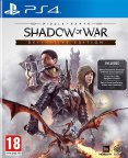 Middle Earth: Shadow of War - Definitive Edition -peli, PS4