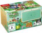 New Nintendo 2DS XL + Animal Crossing Edition -pelikonsolipaketti