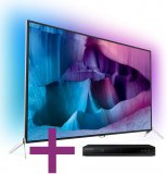 "Philips 48PUS7600 48"" Smart Android 4K Ultra HD 3D LED-TV"