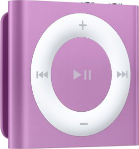 Apple iPod shuffle 2 Gt digitaalinen soitin, violetti, MD777