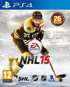NHL 15 -peli, PS4