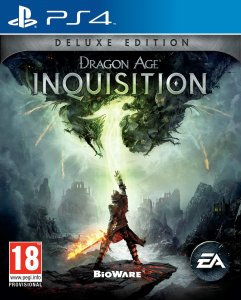 Dragon Age - Inquisition - Deluxe Edition PS4-peli