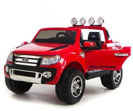 Car Car Ford Ranger  Roja