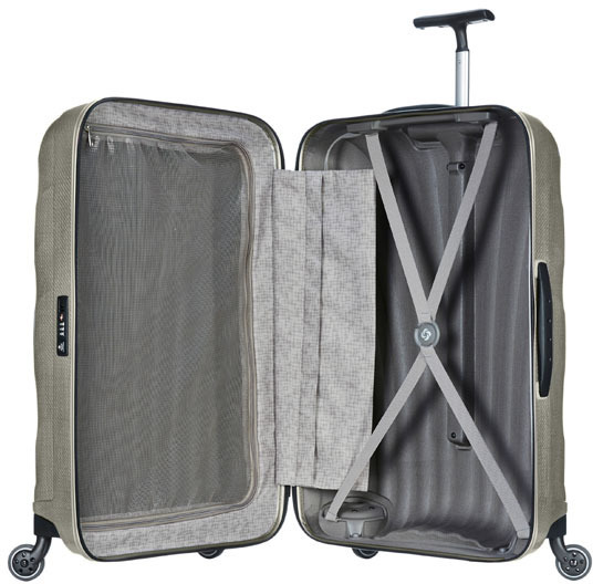 Samsonite Laukut Netistä : Samsonite cosmolite cm matkalaukku metallinen vihre?