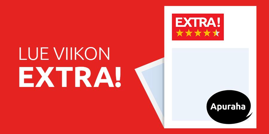 Lue viikon Extra-lehti!