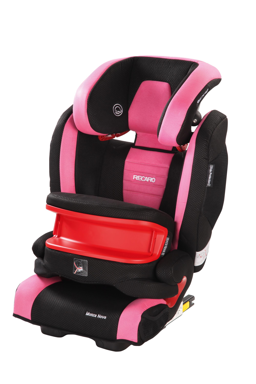 recaro monza nova is 2016 turvaistuin 9 36 kg pink. Black Bedroom Furniture Sets. Home Design Ideas