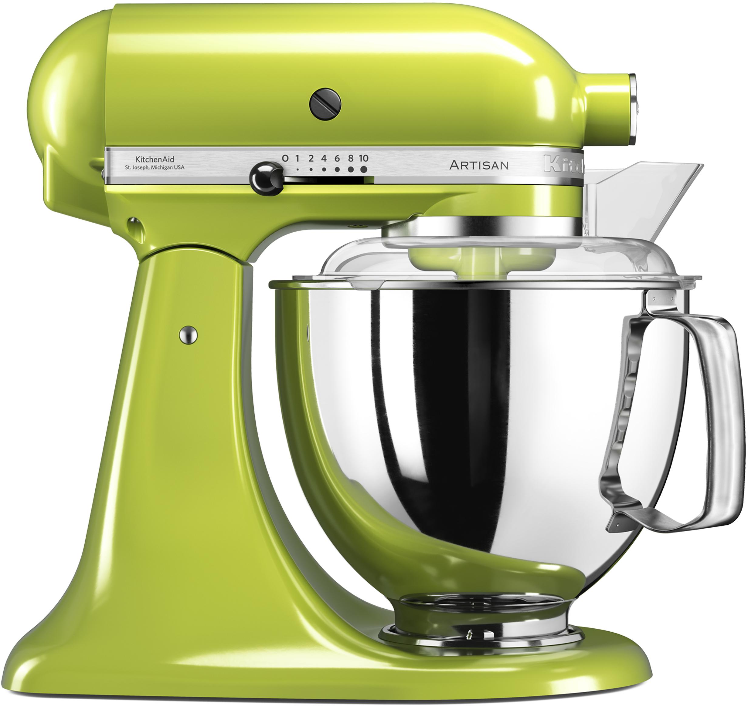 kitchenaid küchenmaschine apfelgrün
