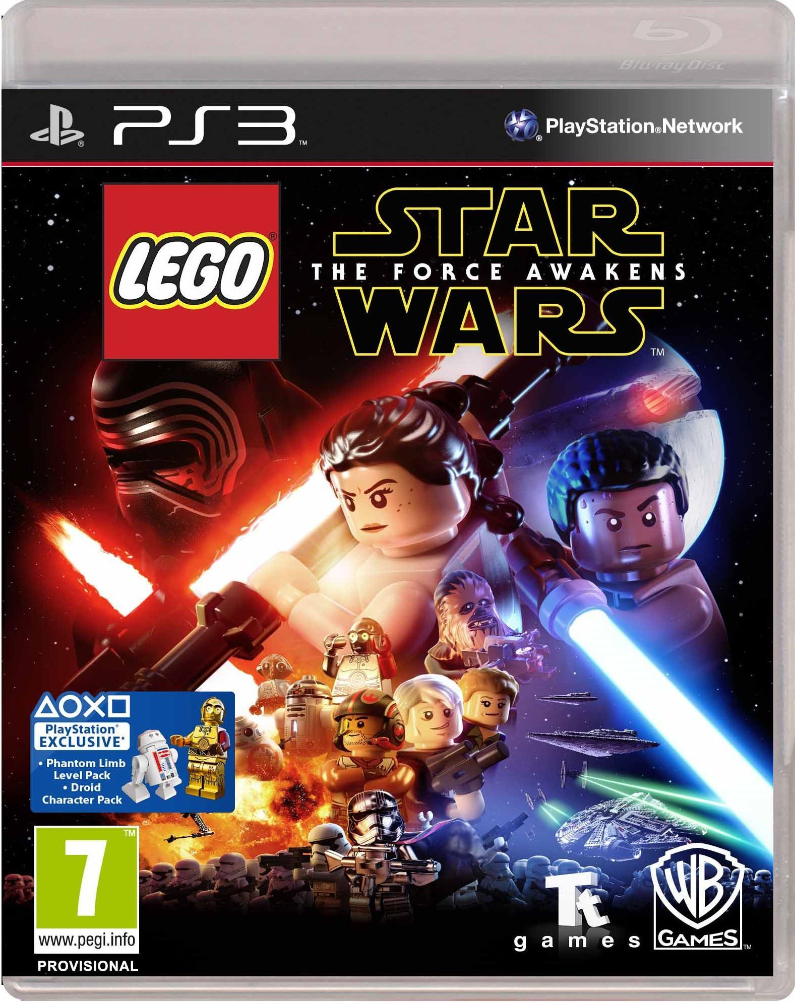 LEGO Star Wars The Force Awakens PS3 - DUPLEX - PS Oyun indir