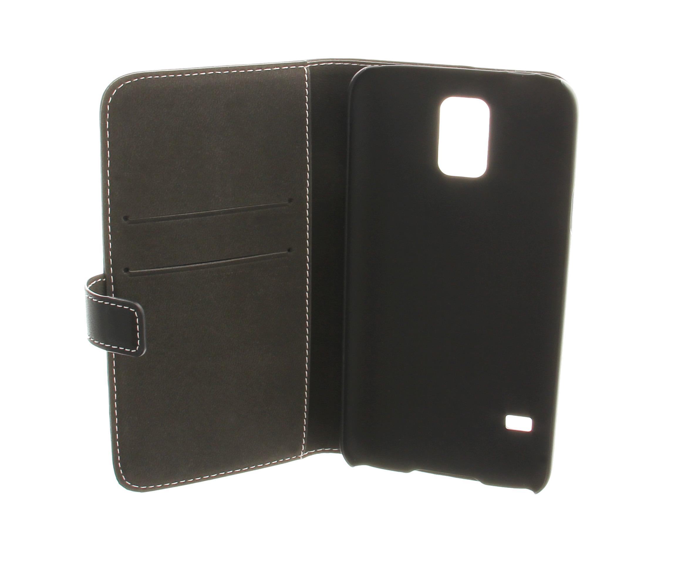 Insmat Exclusive Flip Case Lompakkokotelo Samsung Galaxy S5
