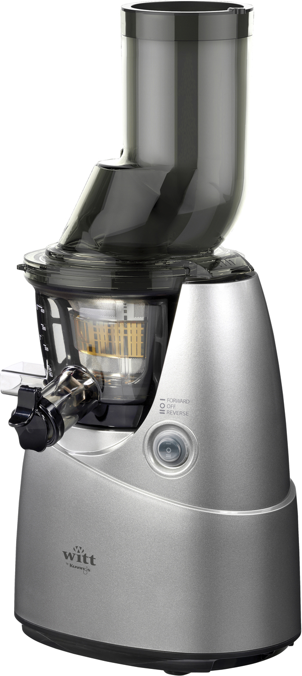 Slow Juicer Witt By Kuvings B6100 : Witt by Kuvings B6100S Whole Slowjuicer ?tuoremehupuristin, hopea Mehulingot ja pusertimet ...